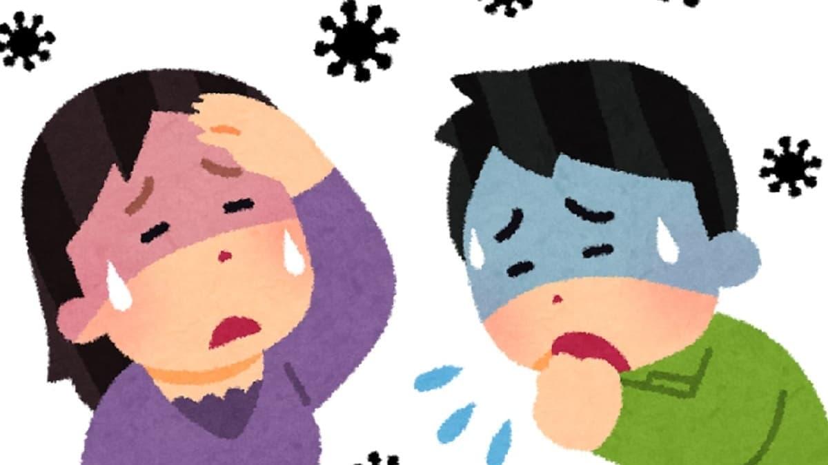 歯周病とインフルエンザ