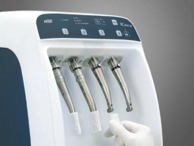 自動洗浄・注油システム